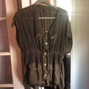 Armani Exchange Tunic/cover up
